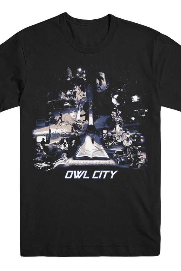 Cinematic 2xLP - Owl City