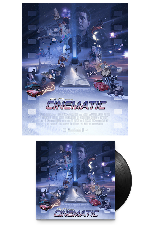 Cinematic Vinyl Bundle