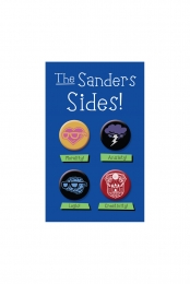 Sanders Sides Button Pack