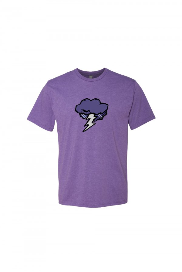 f02555c21 Anxiety Classic Tee (Purple) - Thomas Sanders - Official Online Store on  District LinesDistrict Lines
