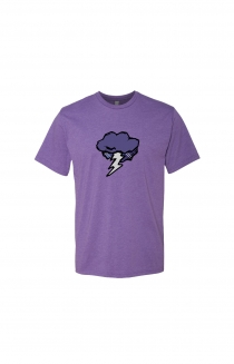 Anxiety Classic Tee (Purple)