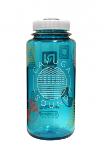 Cayuga Sound Water Bottle (Blue)