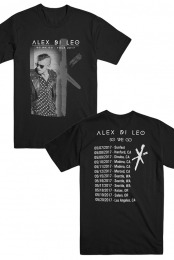 Alex Di Leo Tour Shirt