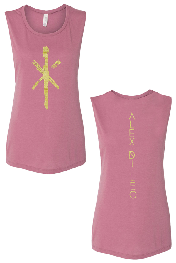 7559cfcc Alex Di Leo Women's Muscle Tee T-Shirt - Alex Di Leo T-Shirts ...
