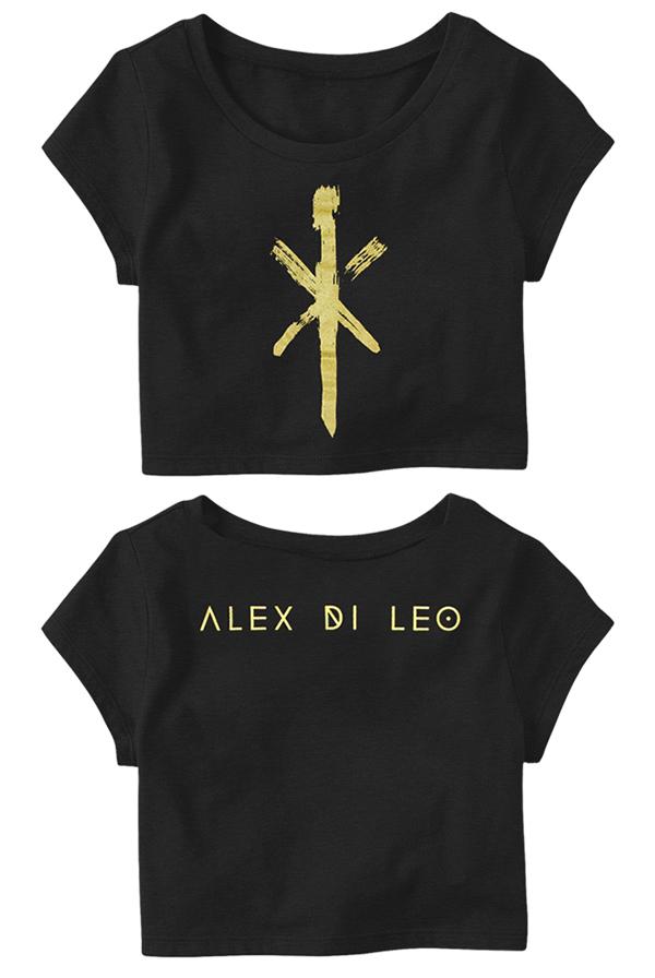 81d7f306 Alex Di Leo Women's Crop T-Shirt - Alex Di Leo T-Shirts - Online ...
