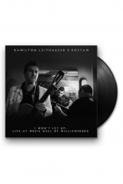 Hamilton Leithauser + Rostam I Won't Let Up: Live at Music Hall of Williamsburg LP
