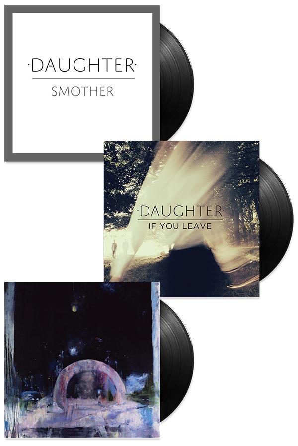 Vinyl Collector Bundle - Daughter - Official Online Store on
