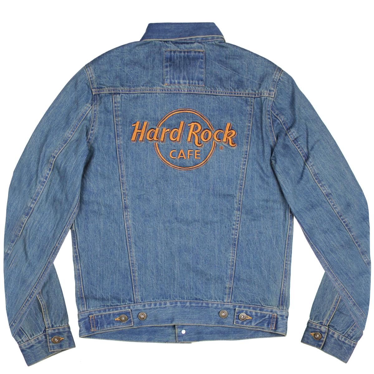 Mens Anti Established Denim Jacket 2