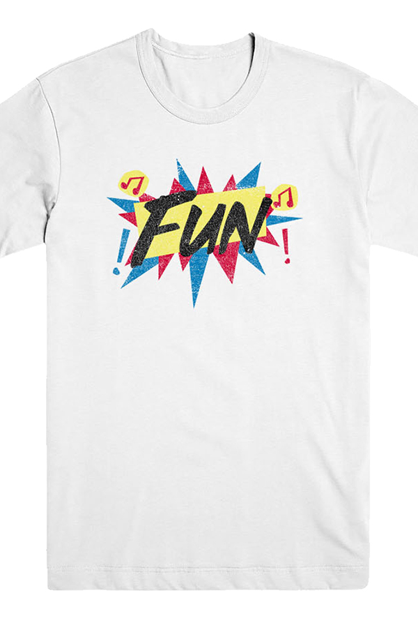 Fun Shirt (White)