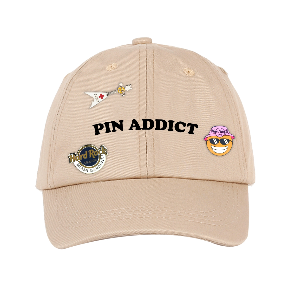 Pin Addict Hat 2