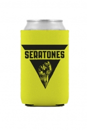 Fist Can Cooler (Yellow)