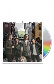 What We Live For (CD)