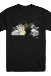 Somewhere In Between Tee (Gold)