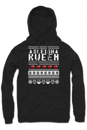 Sleigh Queen Pullover Hoodie