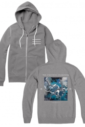 The Fruitful Darkness Hoodie (Grey)