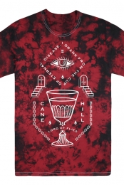 Chalice Tee (Crystal Red)