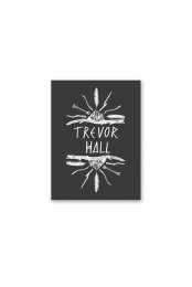 Trevor Hall Sticker