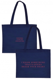 I Know Something Tote