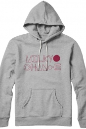 Milky Chance Logo Hoodie (Heather)