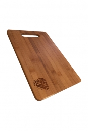 HJF Engraved Cutting Board