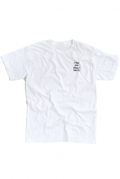 I Met You When I Was 18 Tee (White)