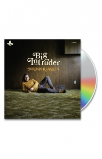 Jordan Klassen - Big Intruder CD