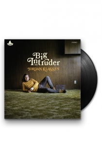 Jordan Klassen - Big Intruder LP