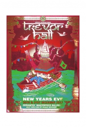 Limited Edition New Years Eve Poster