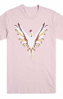 Marwick Tee (Light Pink)