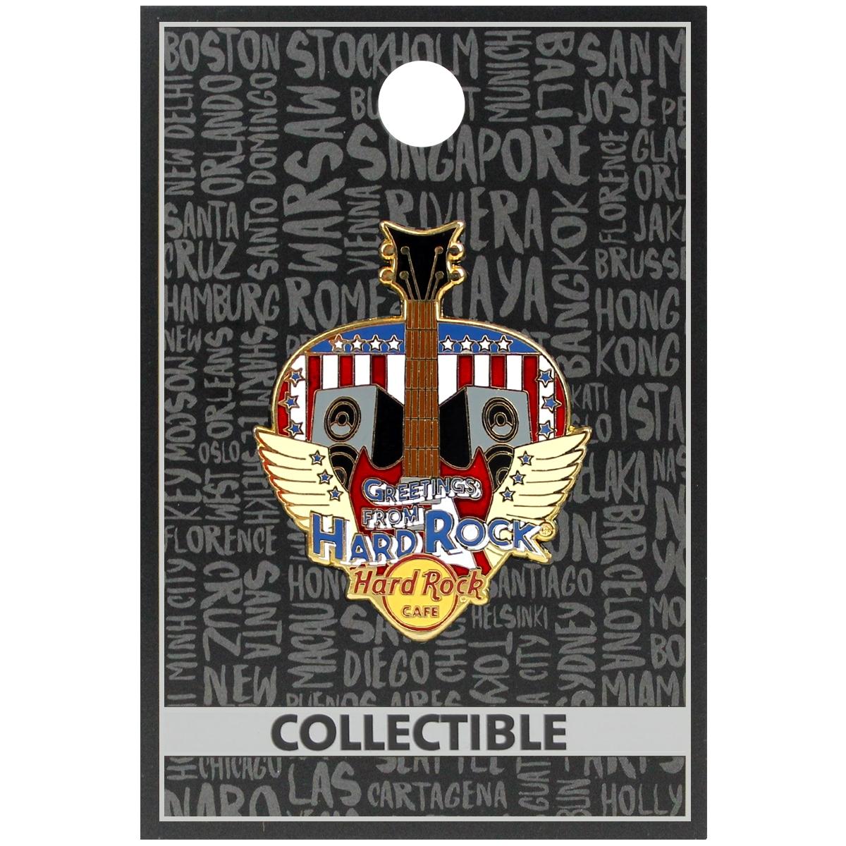Rock Shop Collectibles Pins