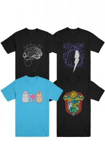 Sanders Sides 2.0 T-Shirt Bundle