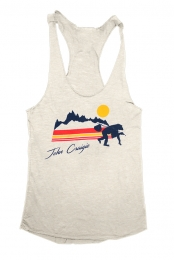 Walking Monkey Tank Top