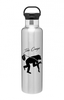 Water Bottle (Silver)