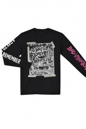 Flyer Long Sleeve (Black)