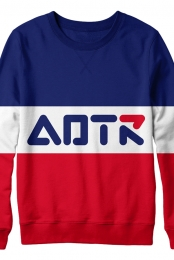 Custom Sweatshirt (Red/White/Navy)