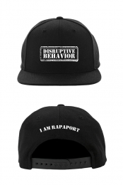 Disruptive Behavior NewEra Snapback (Black)