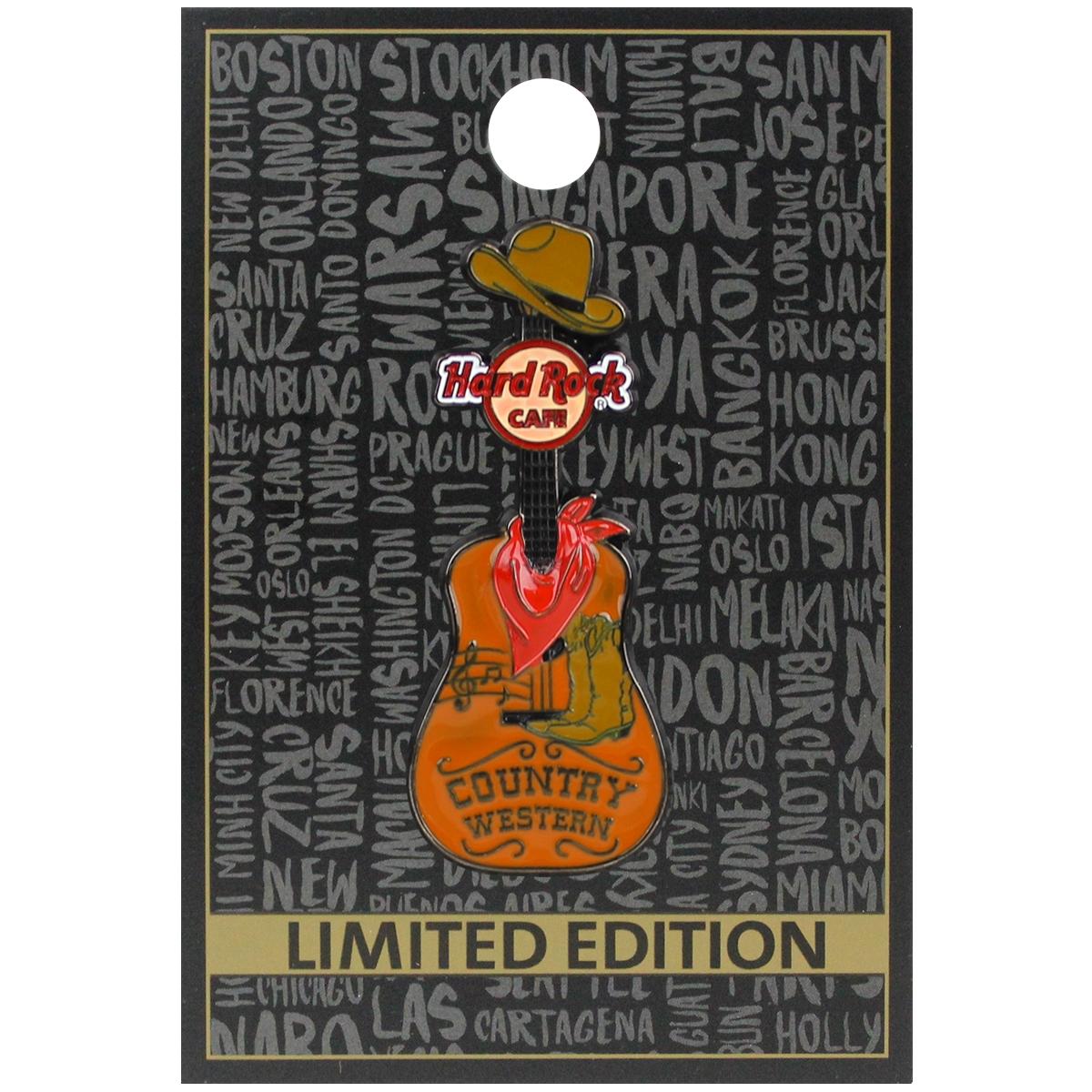 Music Genre Series Guitar Country Western HRO 0