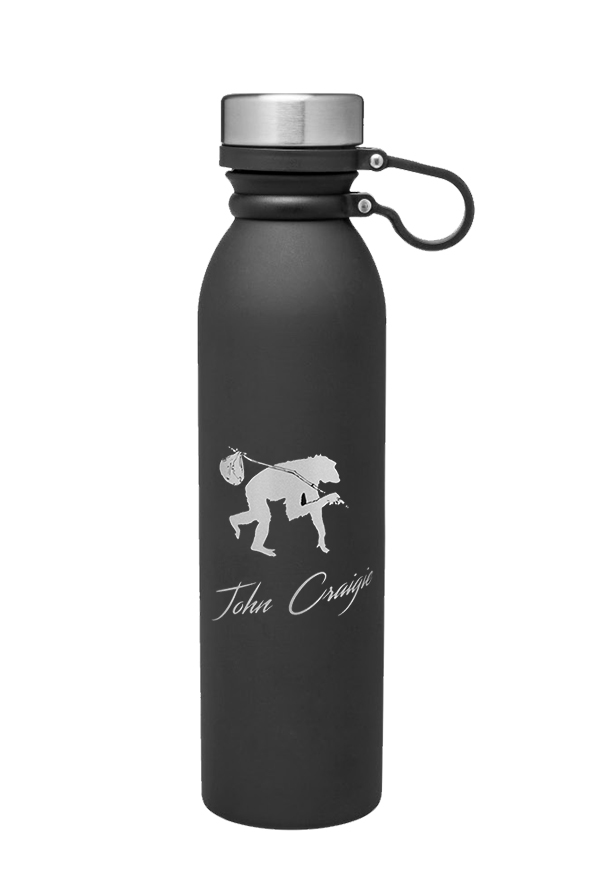 Water Bottle (Black)