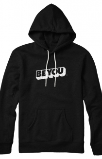 Be You Pullover Hoodie (Black)