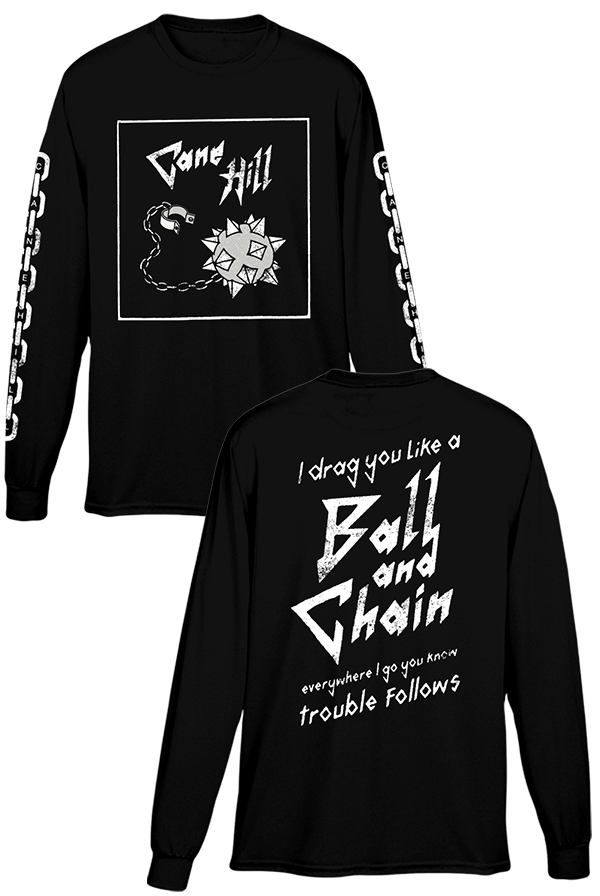 Ball And Chain Longsleeve (Black)