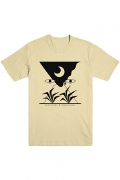 Singing Saw Tee (Banana Cream)
