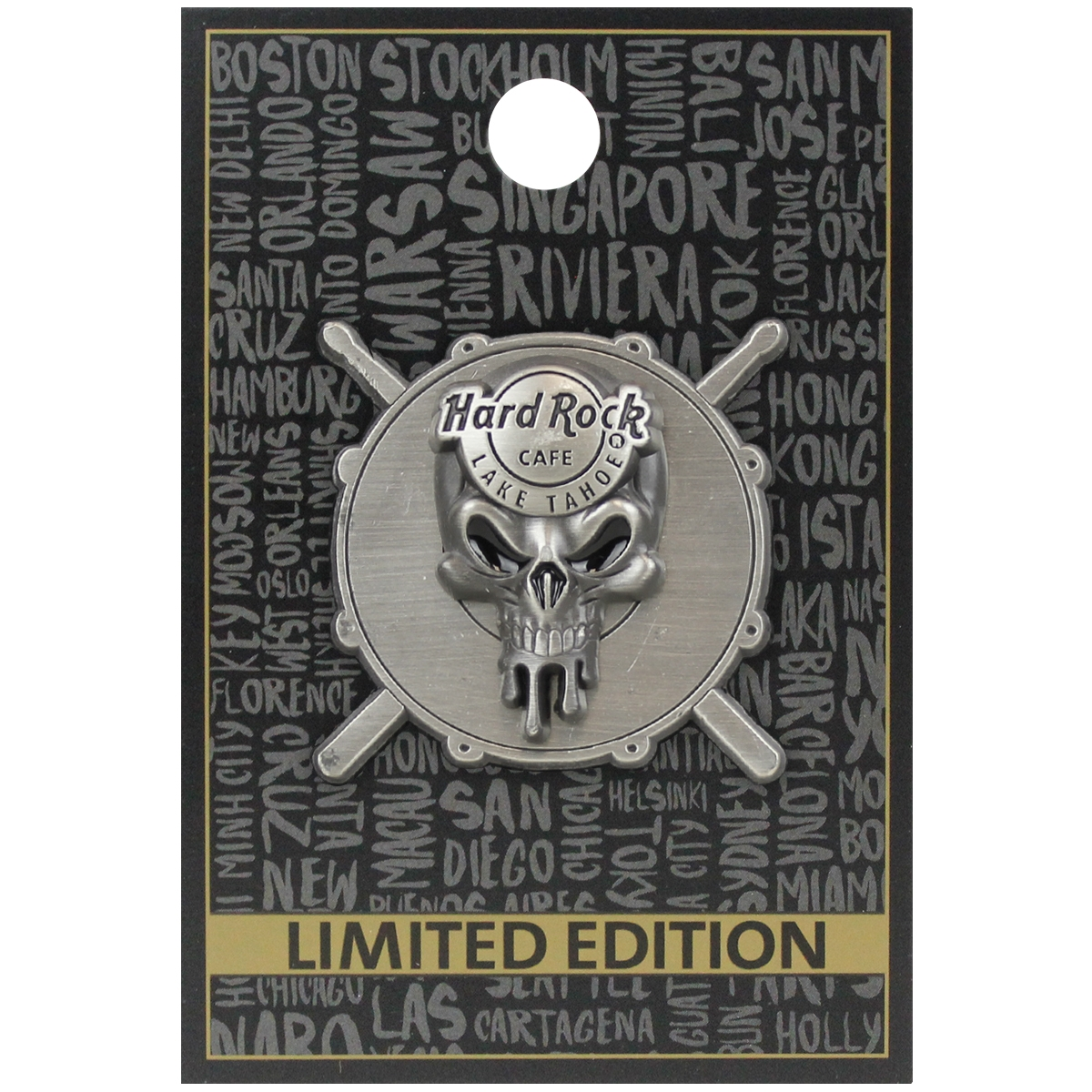 Skull Spinner LTO 0