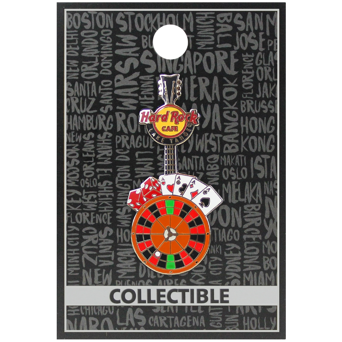 Core Roulette Guitar LTO 0