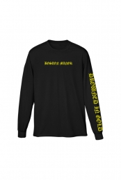 Drowned in Gold Long Sleeve (Black)