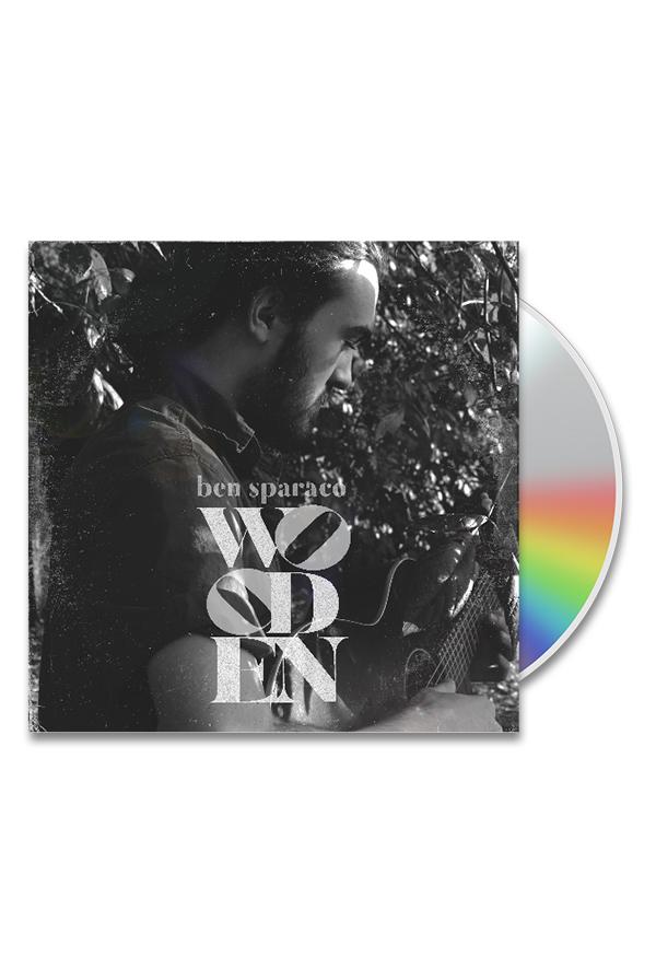 Wooden CD