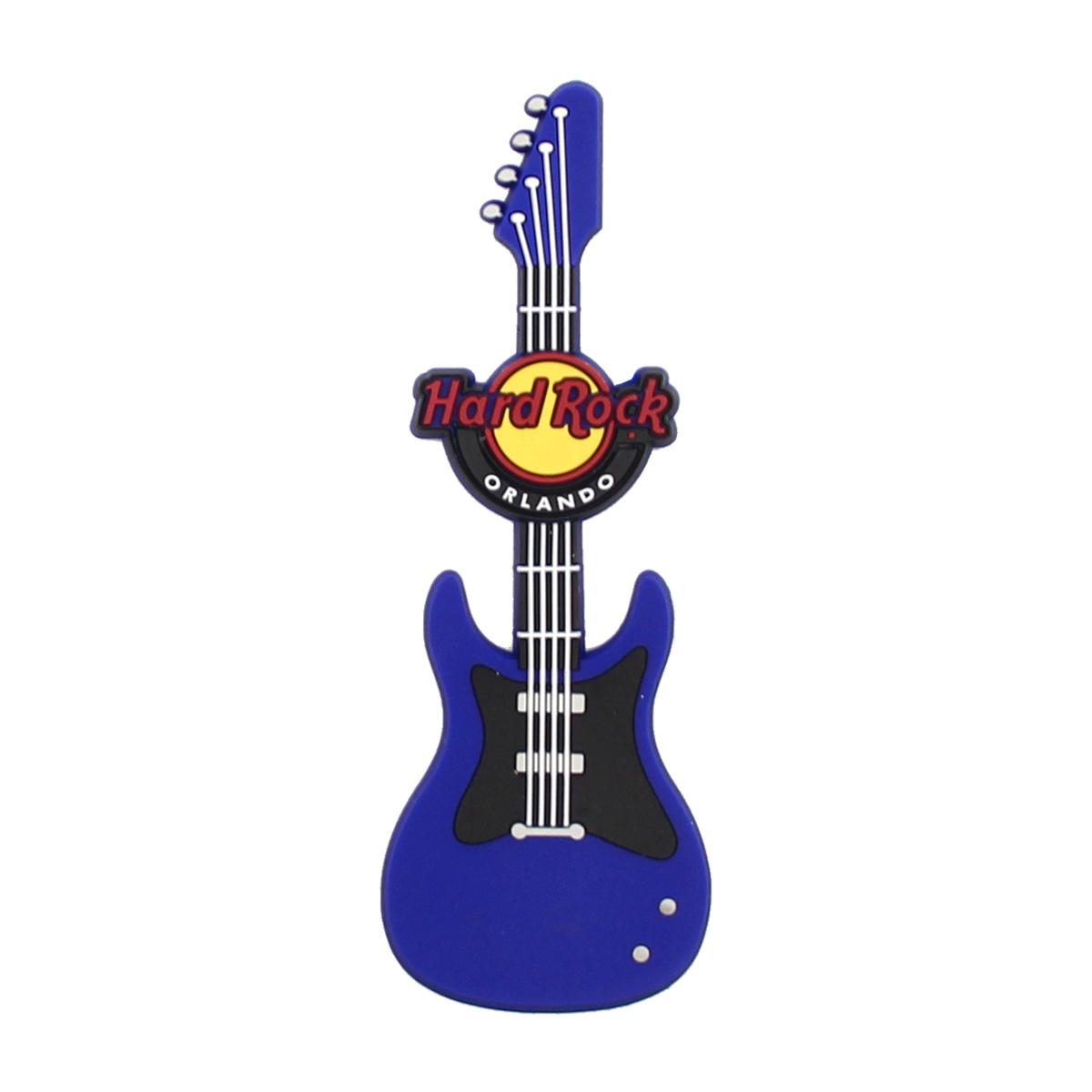 PVC Guitar Magnet Orlando 0