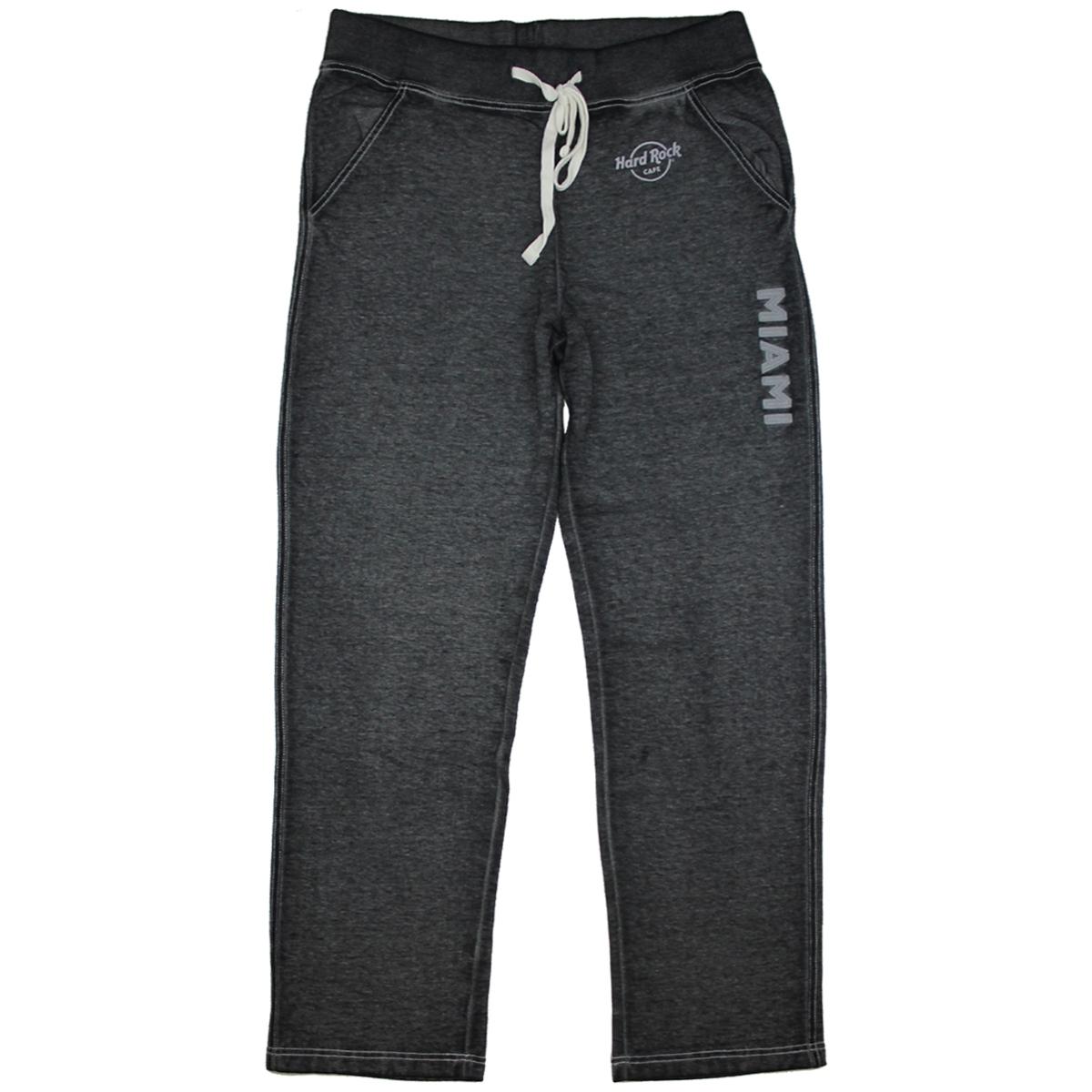 Burnout Lounge Pant Grey Miami 0
