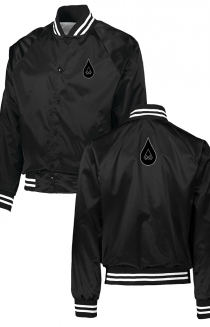 Drop Logo Bomber Jacket