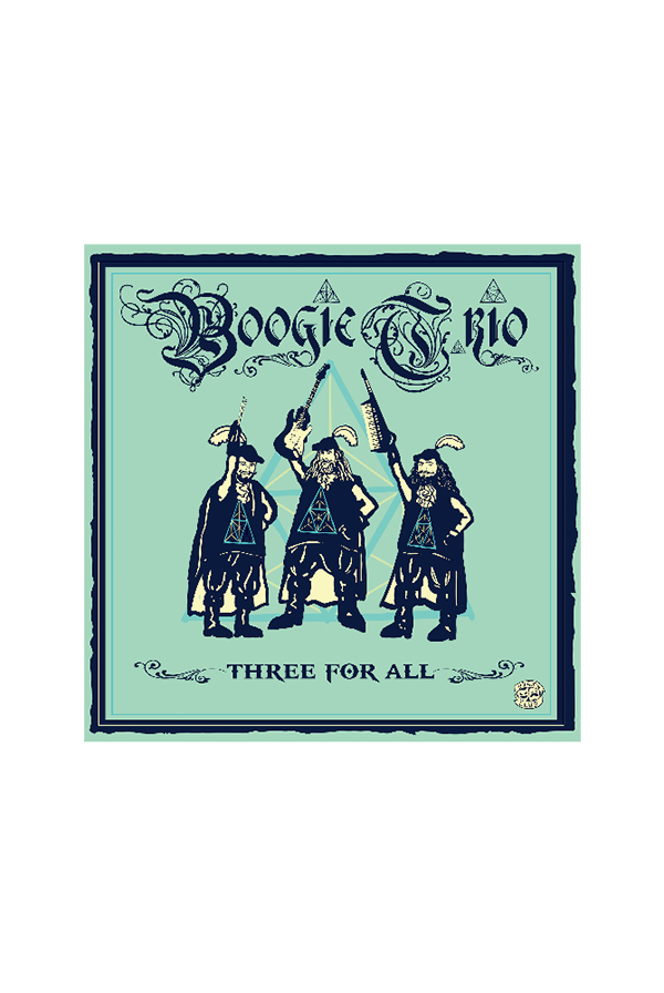 Boogie T.RIO - Three For All EP