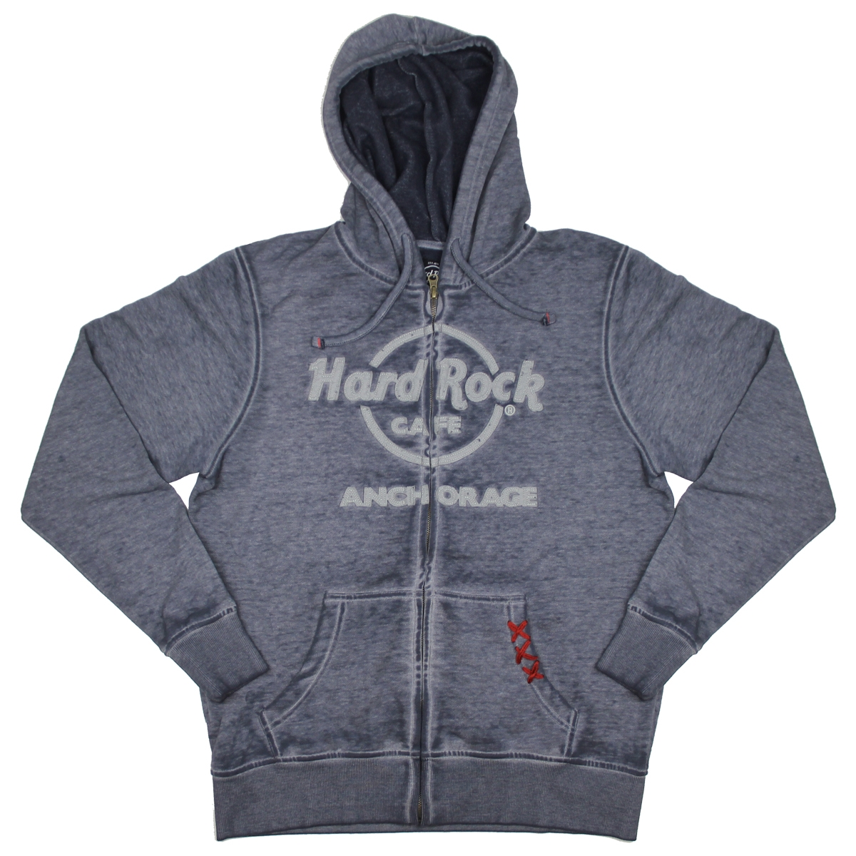Burnout Logo Hood Anchorage 0